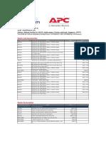 APC Rack Bizgram Asia Pte Ltd Singapore SMS 87776955 Email sales@bizgram.com