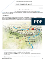 China's Lalho Dam Project_ Should India Worry_