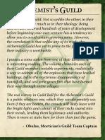 Guildball Alchemists