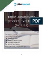 Oliveboard SSC English Language eBook Part 2
