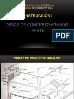 6.1.- Obras de Concreto Armado 1