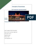 Description of the Business (1)