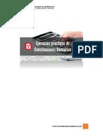 Casos Prácticos de Conciliaciones Bancarias en PDF - c&l