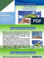 Desarrollo Insostenible