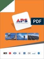 APS Final Catalogue Design