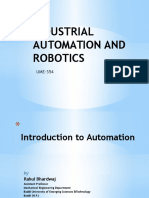 Intro to Automation