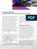 epharma - white paper 1 - future of digital health