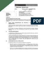 196 a 2010 SUNARP TR L (Improcedencia de Apelación)