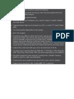 Wireshark Features