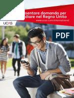 Apply to Study in Uk Italian