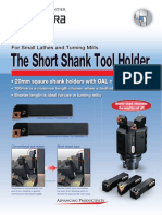 Short Shank Holders