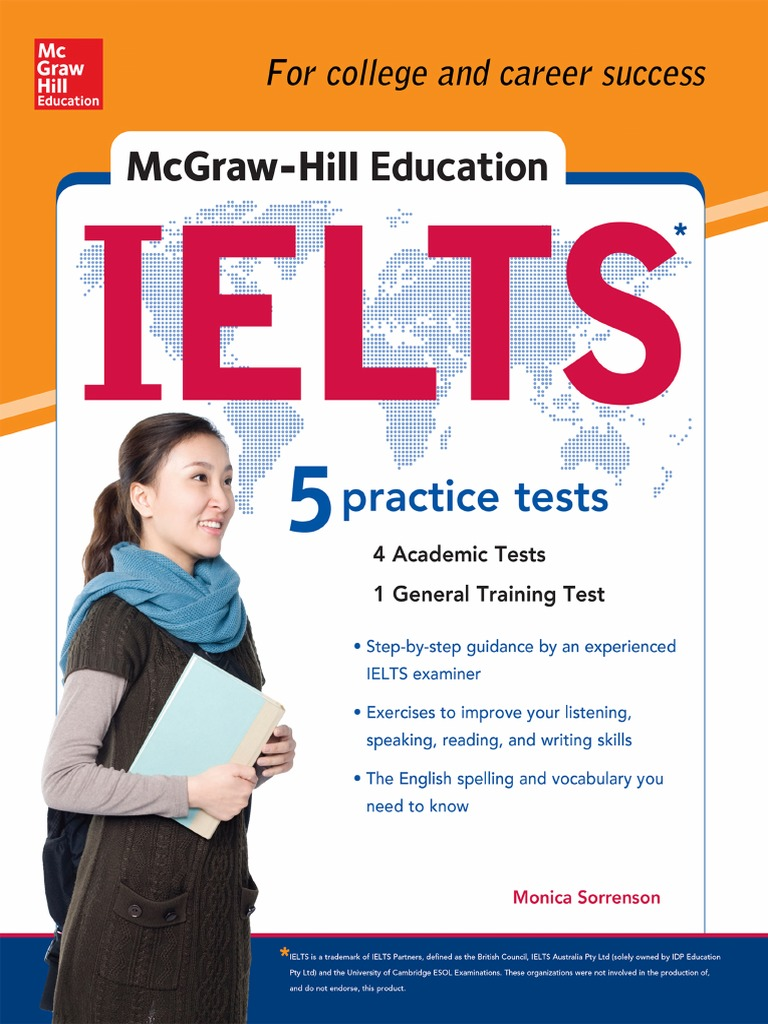 McGraw-Hill Education IELTS by Monica Sorrenson [Dr soc