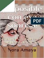 Amaya Nora - Imposible Con Esa Sonrisa