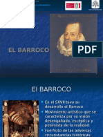 8. El Barroco