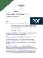11. Trans-pacific Industrial Supplies Inc. vs. CA