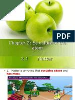 2.1a Matter