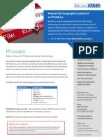 IP Location in Australia - Melissa Data