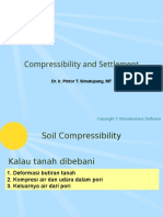 Compressibility and Settlement (1)