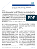 Vibration Analysis of Rotating Shaft with Slant Crak.pdf