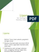 LIPOMA PPT