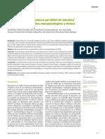 2016 RevNeurol Neuroanatomía Del TDAH Albert