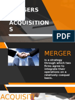 MERGER AND ACQUISITIONS (Chapter 7) PPT