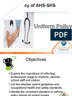 Policy Dress Code (3)