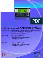 Manul007r2v1 - Xp3 Plc.hmi User Manual