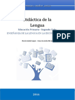 Enfoques para le enseñanza de la Lengua