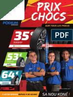 Dépliant REP - Les Prix Chocs