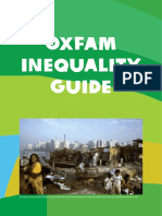 Oxfam Inequality Guide