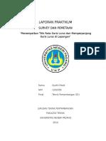 Laporan Survey 1