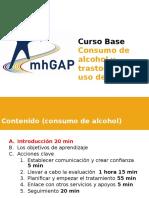 Curso Basico Alcohol