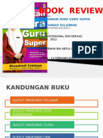 Book Review_Zulkurnain SMBE1