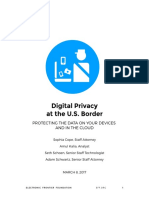 EFF Digital Privacy Border 2017 Guide3.10.17