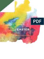 04.16.17 Easter Bulletin | First Presbyterian Church of Orlando