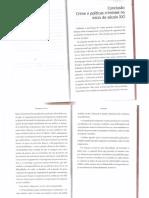 sociologia do crime - philippe robert - Conclusão