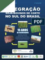 Integração Soja-bovinos de Corte No Sul Do Brasil