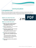 Communication Competencies for Clinicians.docx