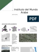 El Instituto Del Mundo Árabe