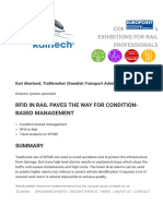Abstract – Karl Akerlund | RailTech.com