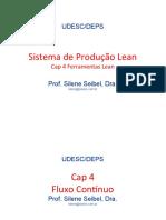 Sistema de Producao Lean Cap 3 Fluxo Continuo