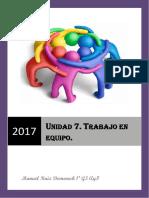 Unidad 7 Manuel Ruiz Domenech