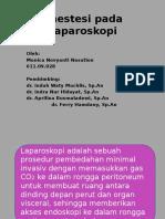 Anestesi Pada Laparoskopi