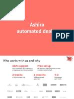 Ashira [Takeprofit Technology]