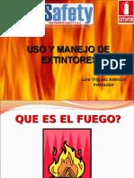 Lucha Contra Incendio PMRT