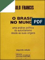 Brasil no Mundo - Paulo Francis.epub