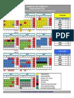 Calendario Academico Final 2016-2017