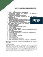 Manual de Auditoria Financiera Forense