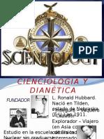 Presentacion Cienciologia y Dianetica
